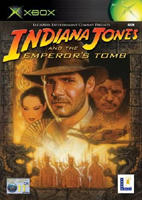 Photo de la boite de Indiana Jones et le Tombeau de l Empereur
